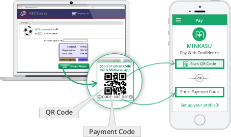 Payment Code is HSNEF
